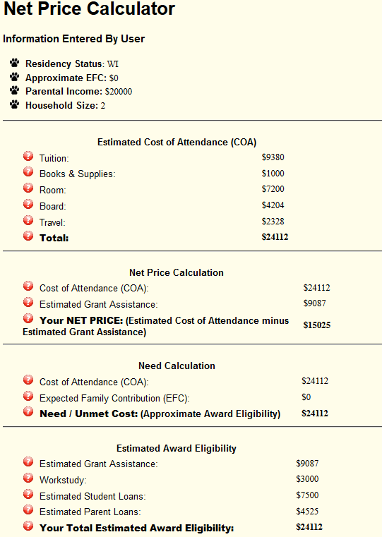 Milwaukee Net Price Calculator